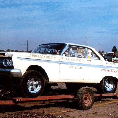 1964 Race Comets