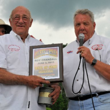 Roy Crandall and Wally Bell