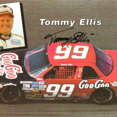 #99 Tommy Ellis Goo-Goo Cluster Buick