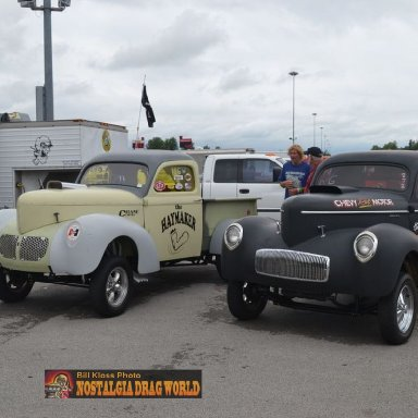 Willys Pickups