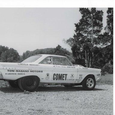 Weiler/Reider 1964 A/FX Comet