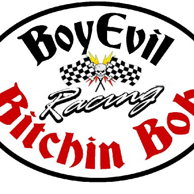 BoyEvil, Bitchin Bob Racing Team Logo