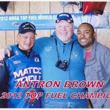 AL, ME, &  ANTRON