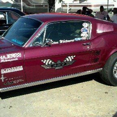 AF/X Mustang