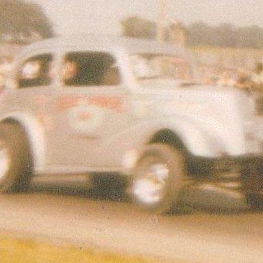 Dixie Dodge Anglia at Harrison Co. Dragway, Elizabeth, Ind.