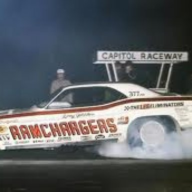 The Ramchargers Funny Car