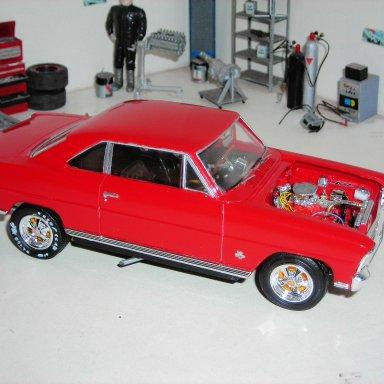 66 Chevy Duce II,Nova