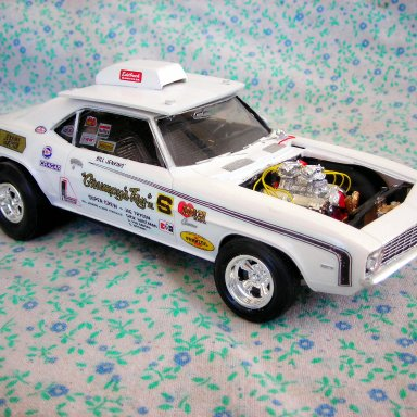 69 Grumpy Toy Camaro