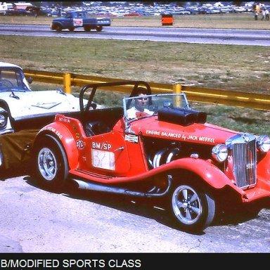 MG at Indy 1964