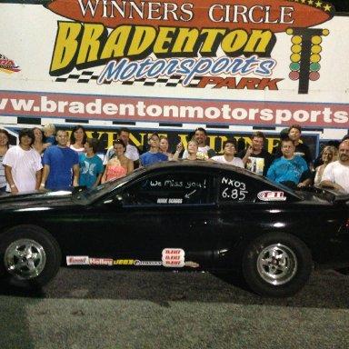 Random 2013 race win.