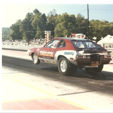 Vindicator- Pinto SuperGas 1985