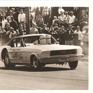 Vindicator-Mustang Funny Car 1967-68 Dover