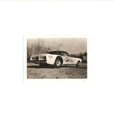 Vindicator-Mustang Funny Car 1967-1968