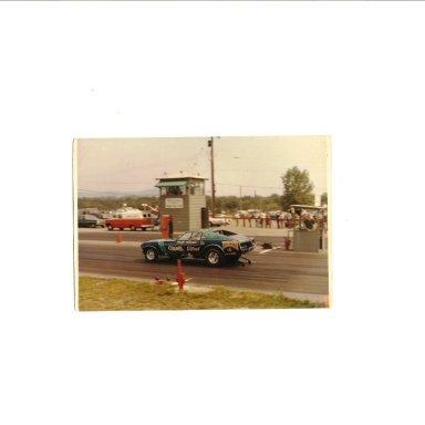 Vindicator-Mustang Funny Car 1969-70 Dover