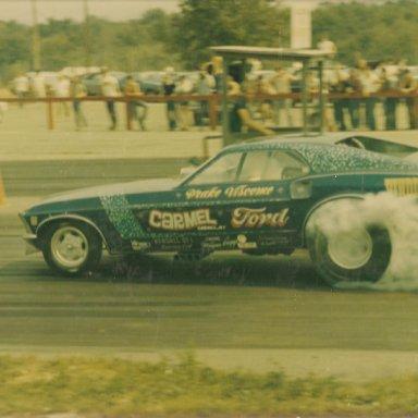 Vindicator-Mustang Funny Car 1969-1970 Dover