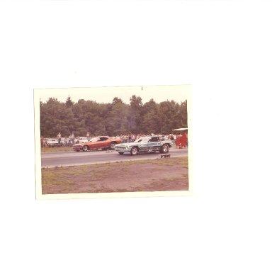 Vindicator-Pinto Funny Car 1972-1973