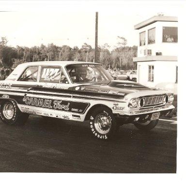 Vindicator-Thunderbold 1964 @E-Town SummerNatls