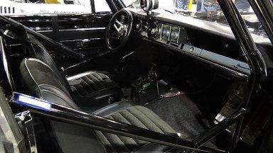 Interior....Billy 'The Kid' Stepp SS/AA car
