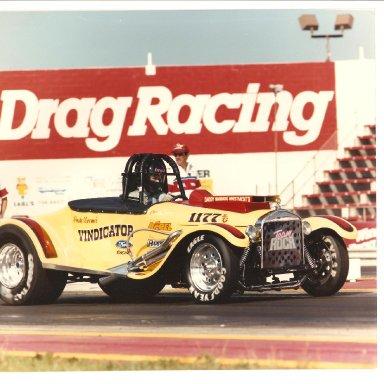 Vindicator - 1987 Yellow Roadster 001