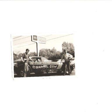 Vindicator - Carmel Ford - Drake & Dad
