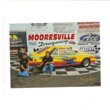 Vindicator - Mooresville Dragway 2013