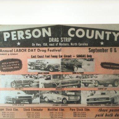 Vindicator - Person County NC