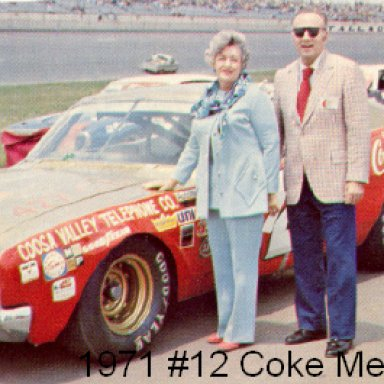 12 Bobby Allison Mercury