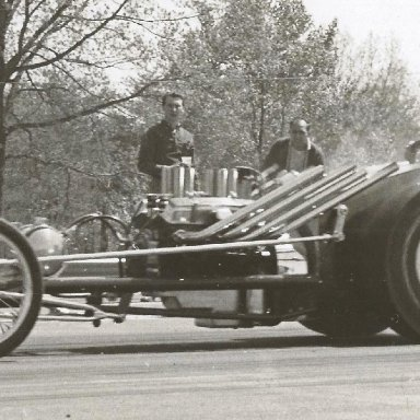 Tin Lizzie B/Dragster