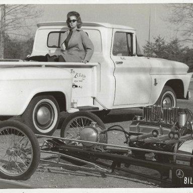 Tin Lizzie & Truck