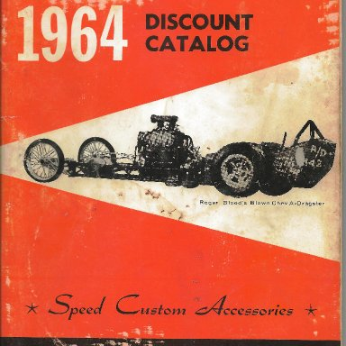 Big Ed's 1964 Catalog