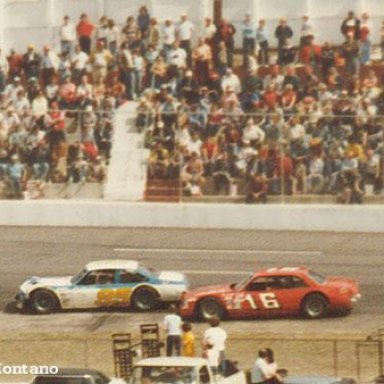 Tommy Houston and Butch Lindley(Peter Montano Collection)