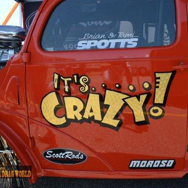 Brian Spotts' It's Crazy! Anglia Gasser