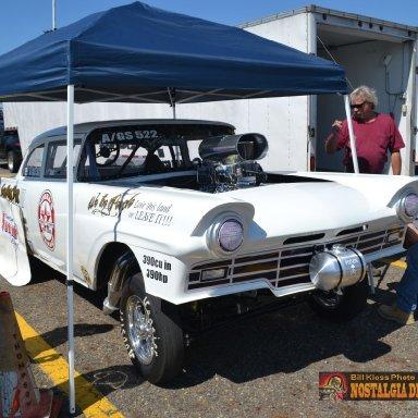57 Ford Gasser