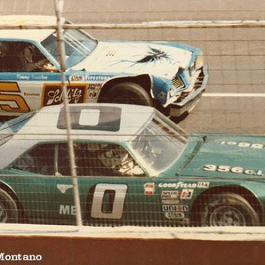 Dick McCabe(0) and Tommy Houston (Peter Montano Collection)