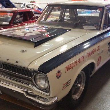 Ferris Motors Plymouth Belvedere