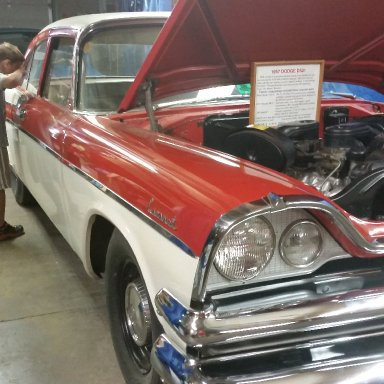 Lee Smith's 1957 Dodge D501
