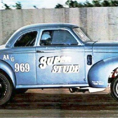 Ernie Nicholson Owner/Driver