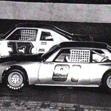 franklin county Speedway- Butch Isom's # 61