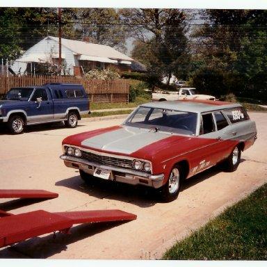 66 Wagon 6