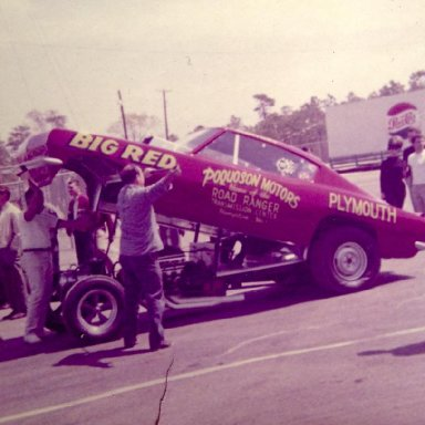 Don T. funny car