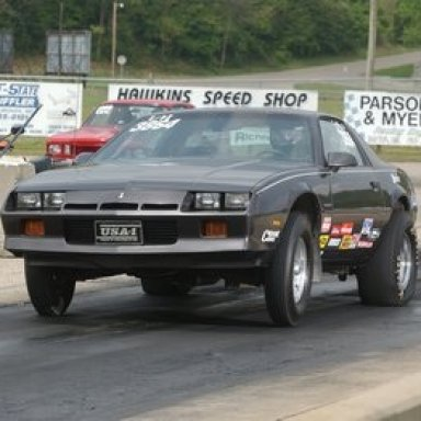 Tri State IHRA points meet 2005