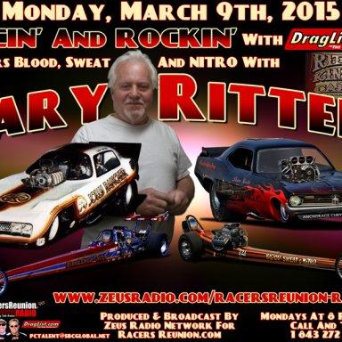 Gary Ritter, Mar 09, 2015