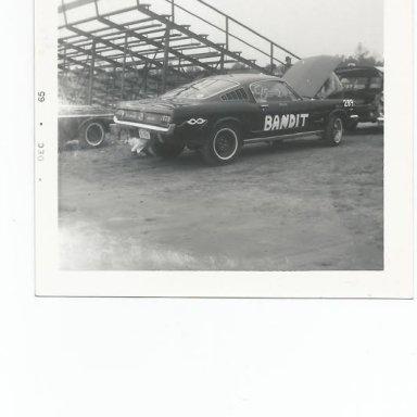 Mustang - Richmond Dragway