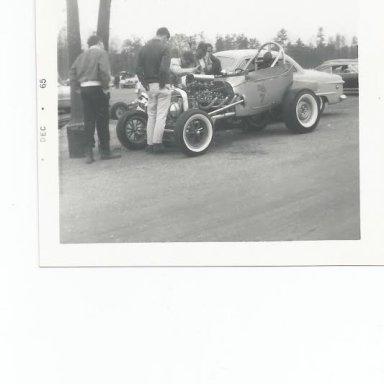T-Bucket - Richmond Dragway '65