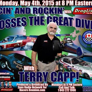 Terry Capp - May 4, 2015