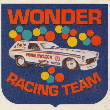 wonder race team