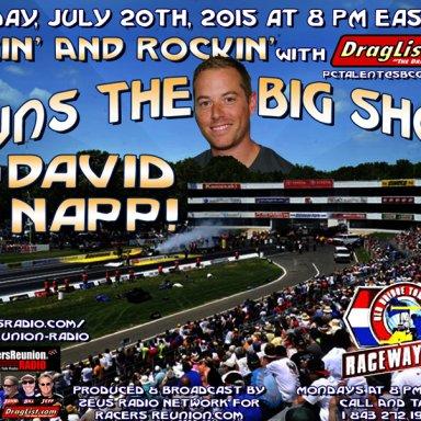 David Napp - July 20, 2015
