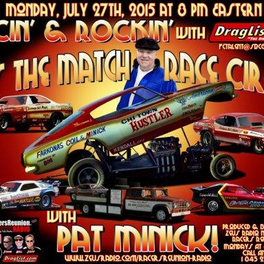Pat Minick - July 27, 2015