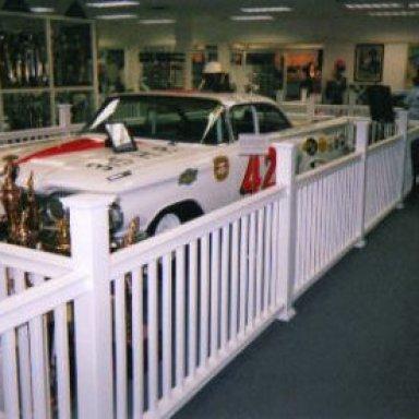 Lee Pettys Car