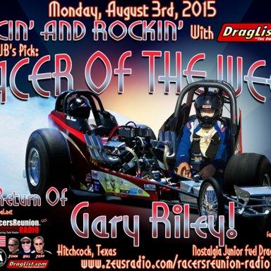 Gary Riley - Aug 03, 2015